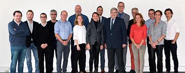Nouveau Conseil d'Administration de la SFED