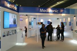 Stand de Medtronic